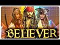 POC: Captain Jack Sparrow  In Tamil Believer Version