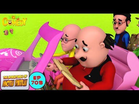 magical book motu patlu in hindi 3d animated cartoon series for