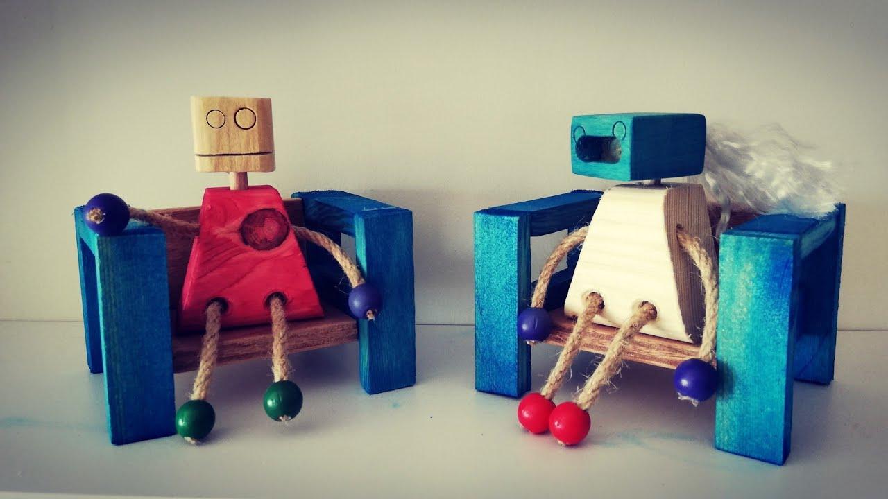Basit minyatür koltuk yapımı / Diy easy miniature sofa / Sofá en miniatura diy