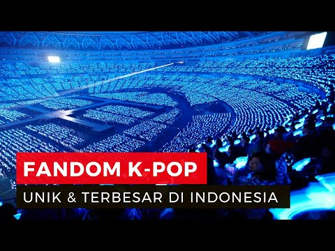 Fandom K-Pop Paling Unik dan Terbesar di Indonesia Mp3