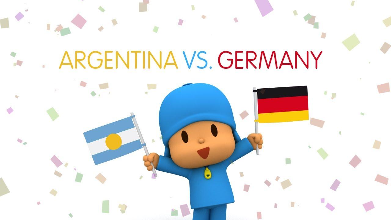 weltmeisterschaft deutschland argentinien