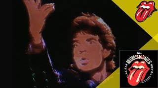 Смотреть клип The Rolling Stones - 2000 Light Years From Home - Live 1990