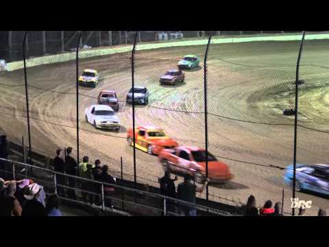 #KOC6 | Moler Raceway Park | 8.21.15 | Dirt Trackin' Presents The King Of Compacts VI