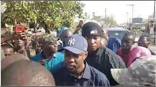 Urgent - Ousmane Sonko en route vers la place de la nation pour défier...