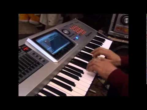 Roland Fantom G6 Arabic Armenian Middle-Eastern Sounds 2010 Part 3