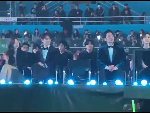 181128 Suzy Reaction To Wanna One's Boomerang @ 2018 Asia Artist Awards