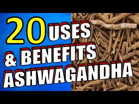 20 Amazing Health Uses & Benefits of Ashwagandha for Men and Women