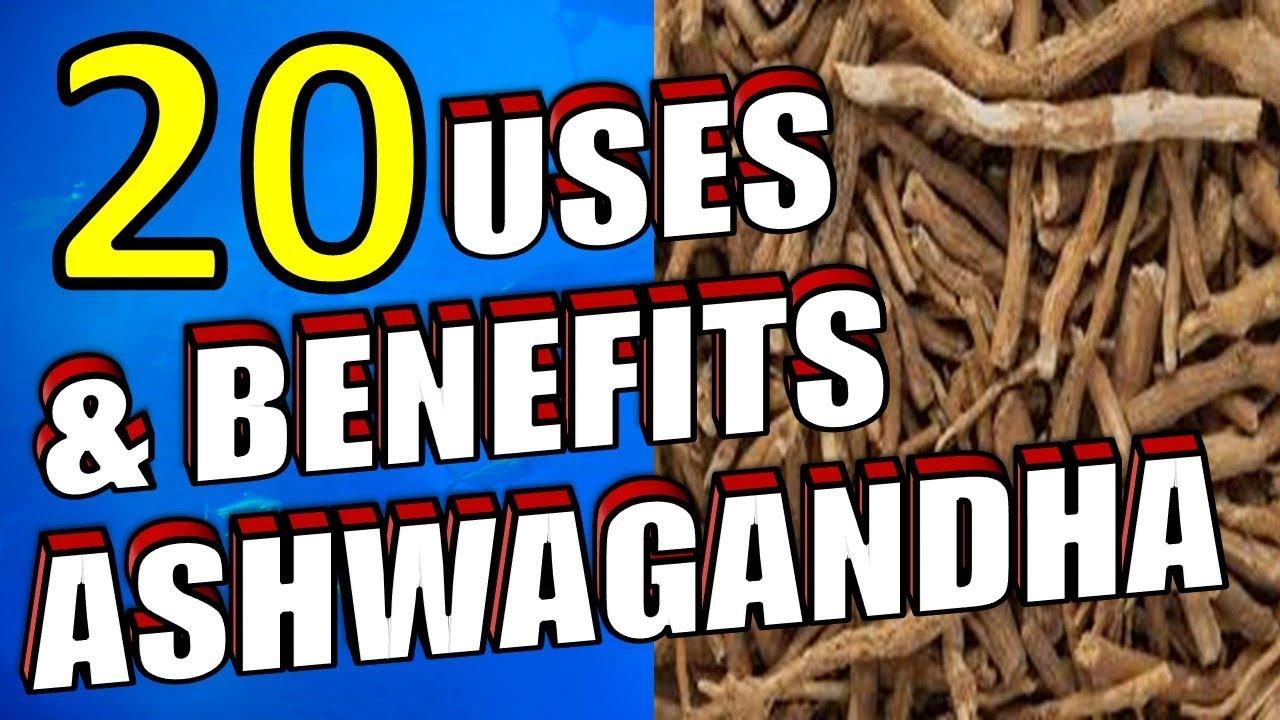 ashwagandha health benefits for men
