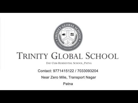 Trinity Global School Advt