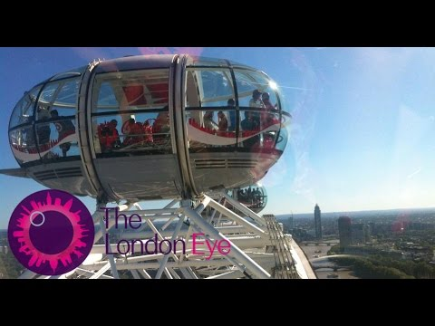 London Eye & Surrounding Merlin Attractions 2016 Tour & Review with The Legend