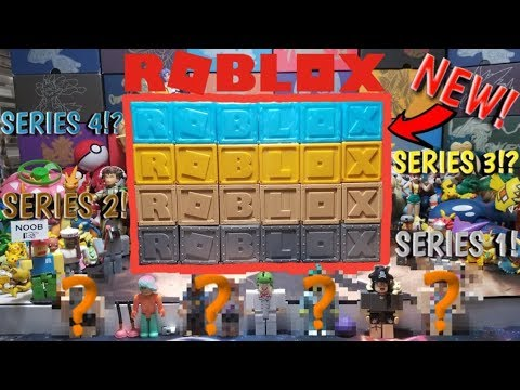Roblox Toys Celebrity Series 1 Blind Boxes Amp Codes