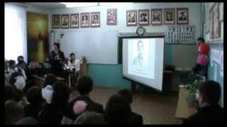 Урок Победы в Тыгдинской средней школе 07-04-15