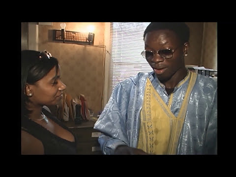GHETTO CRIBS - Episode 2: starring MICHAEL BLACKSON and his three wives