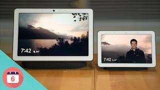 Google Nest Hub vs. Google Nest Hub Max