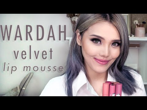 wardah-velvet-matte-lip-review-6-warna---bahasa-indonesia
