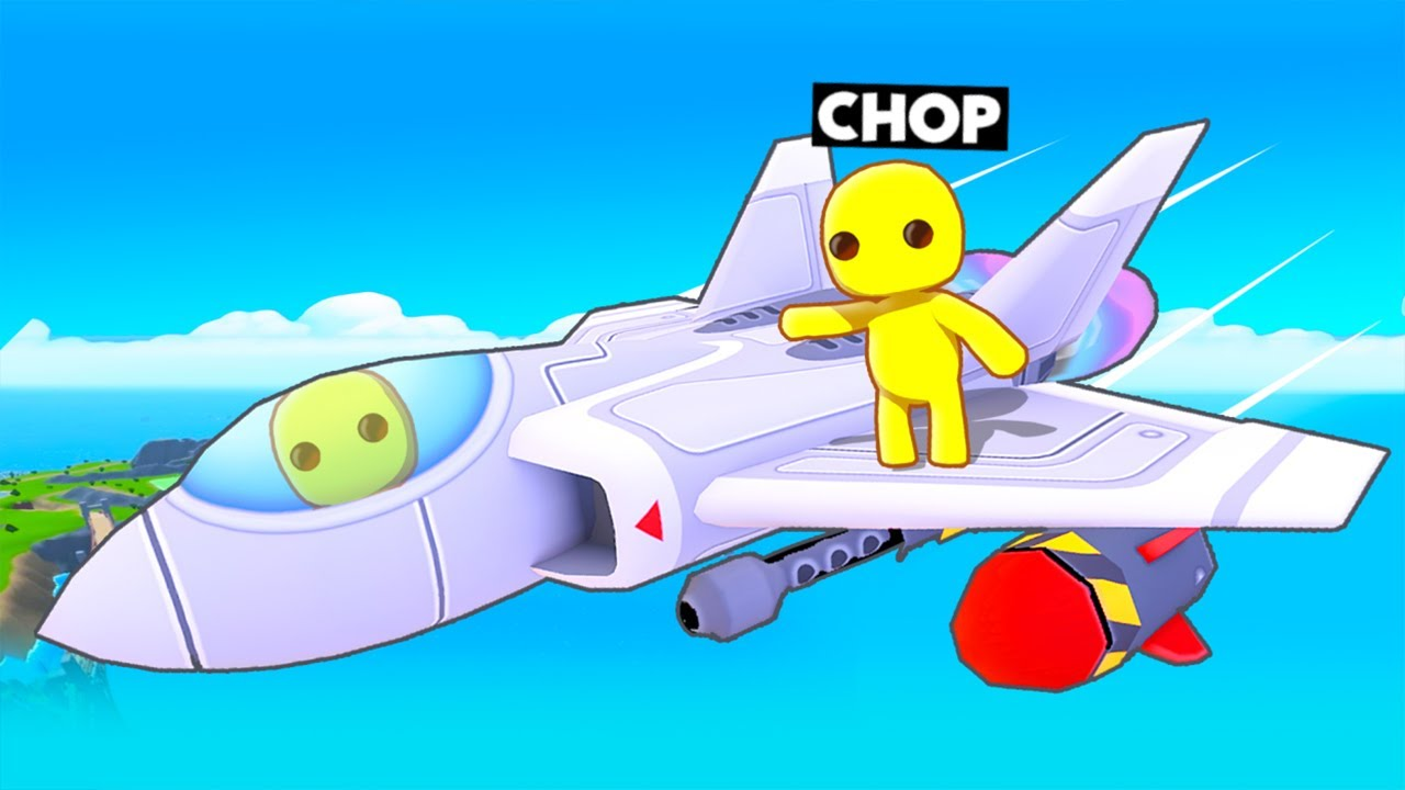 I BECAME A FIGHTER JET PILOT WITH CHOP AND TROLLED HIM
