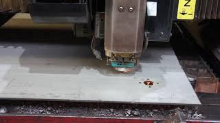 Резка листового металла лазером