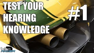 guess the engine sound quiz   ep 1