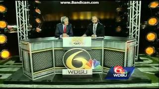 WDSU News at 10pm Open 12/21/2015