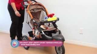MacroBaby - Jeep Liberty Sport Terrain Stroller