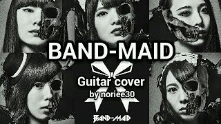 BAND-MAID  CLANG  cover