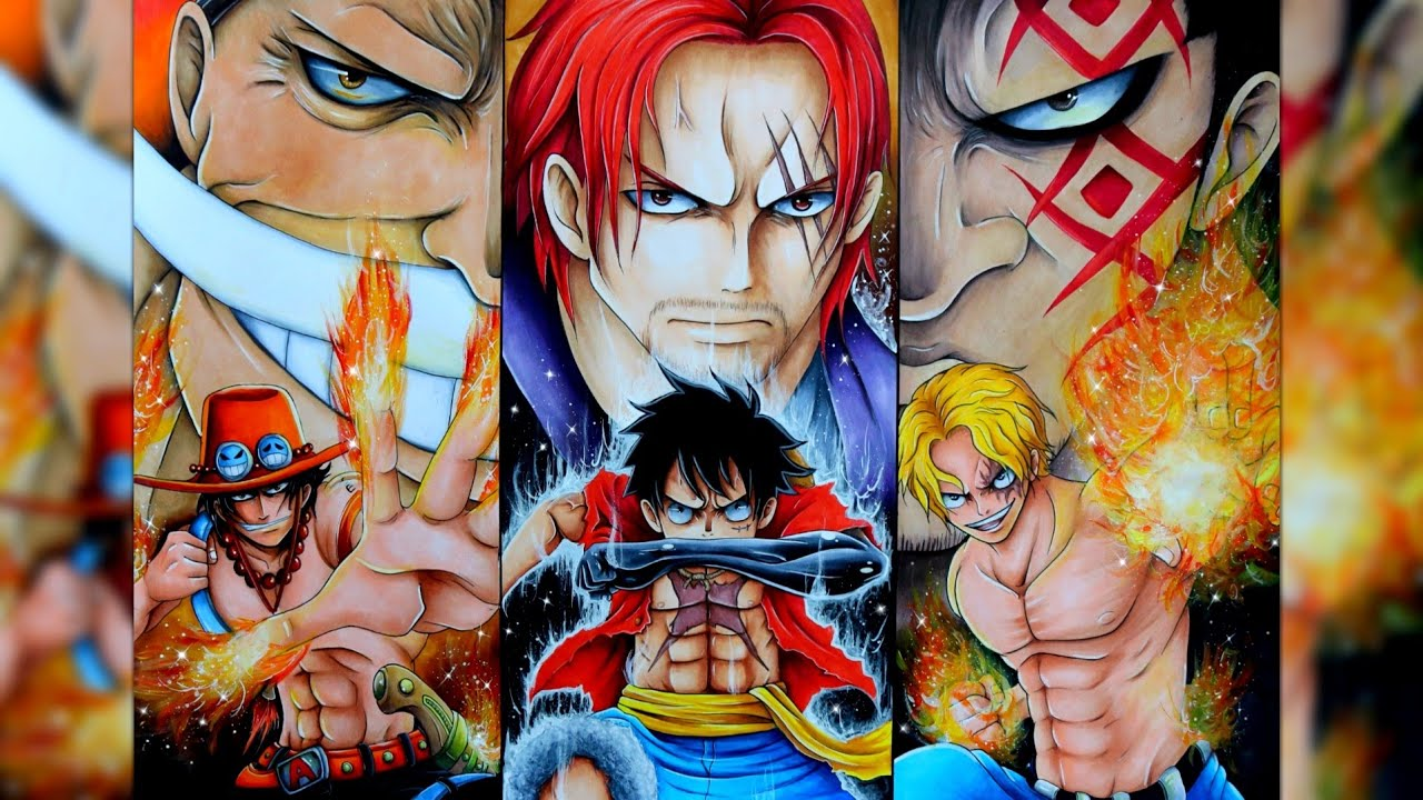 One Piece A Fan Art Imagines The Look Of Luffy Be