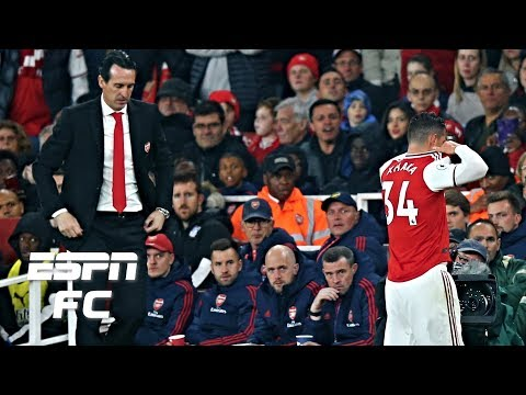 what-happens-first-at-arsenal:-ozil-plays,-emery-gets-sacked-or-xhaka-loses-captaincy?-|-extra-time