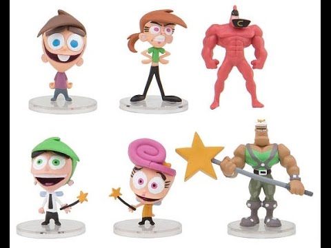 "Amazon.com: 12"" Fairly Oddparents Cosmo Plush: Toys & Games  Fairly Oddparents Toys"