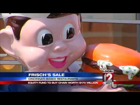 Private equity fund buying Cincinnati-based Frisch's