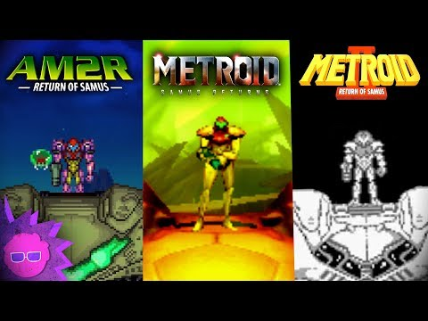 What is Best Way to Play Metroid 2? AM2R vs Metroid: Samus Returns