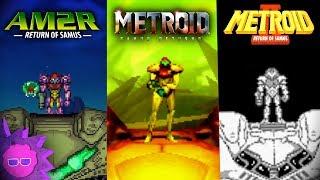 What is Best Way to Play Metroid 2? AM2R vs Metroid: Samus Returns