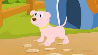 Oh Where Little Dog - Nursery Rhyme (hd)