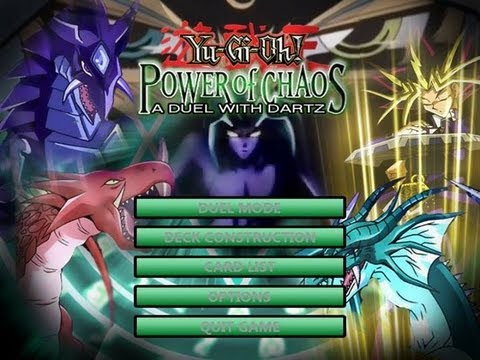 Yu Gi Oh! Power Of Chaos - A Duel With Dartz - ( Dartz Vs Yugi )