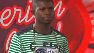 Nigerian Idol Contestant Make A Mess Of Flavour