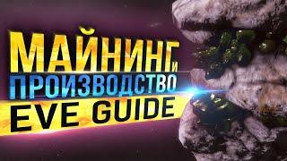 EVE Guide - Майнинг и производство - Гайд по EVE Online