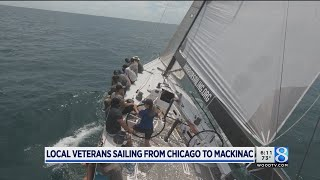 Warrior Sailing helps vets fight PTSD, injuries