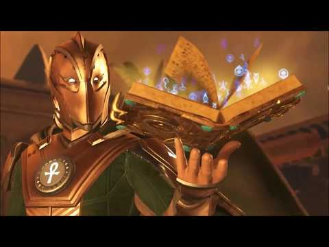 Injustice 2- Doctor Fate An Absolute Savage!