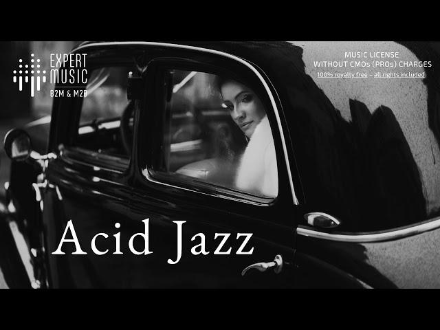 Nu jazz & Acid jazz music - licensed music for business