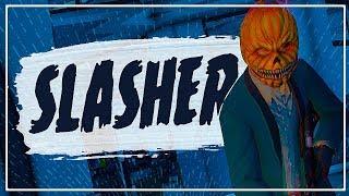 SLASHER - GTA Online (Funny Moments)