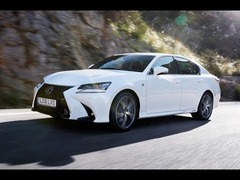 First Look 2016 Lexus Gs450h F Sport Review Autocar India
