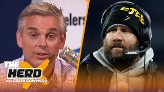 Big Ben has become more legacy than legend, Colin makes 2020 season predictions | NFL | THE HERD