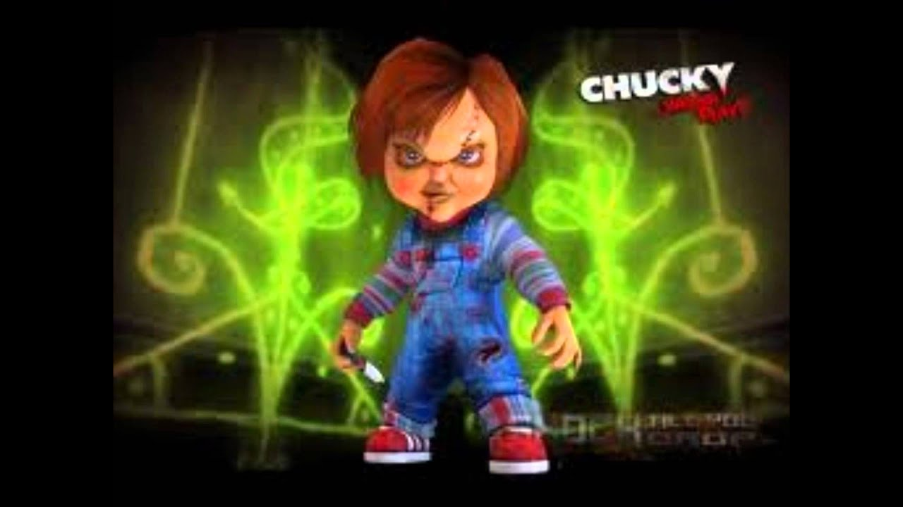 chucky wanna play ps3 youtube