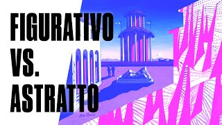 Figurativo vs Astratto - #3 Lezione di storia dell'arte di Luca Beatrice