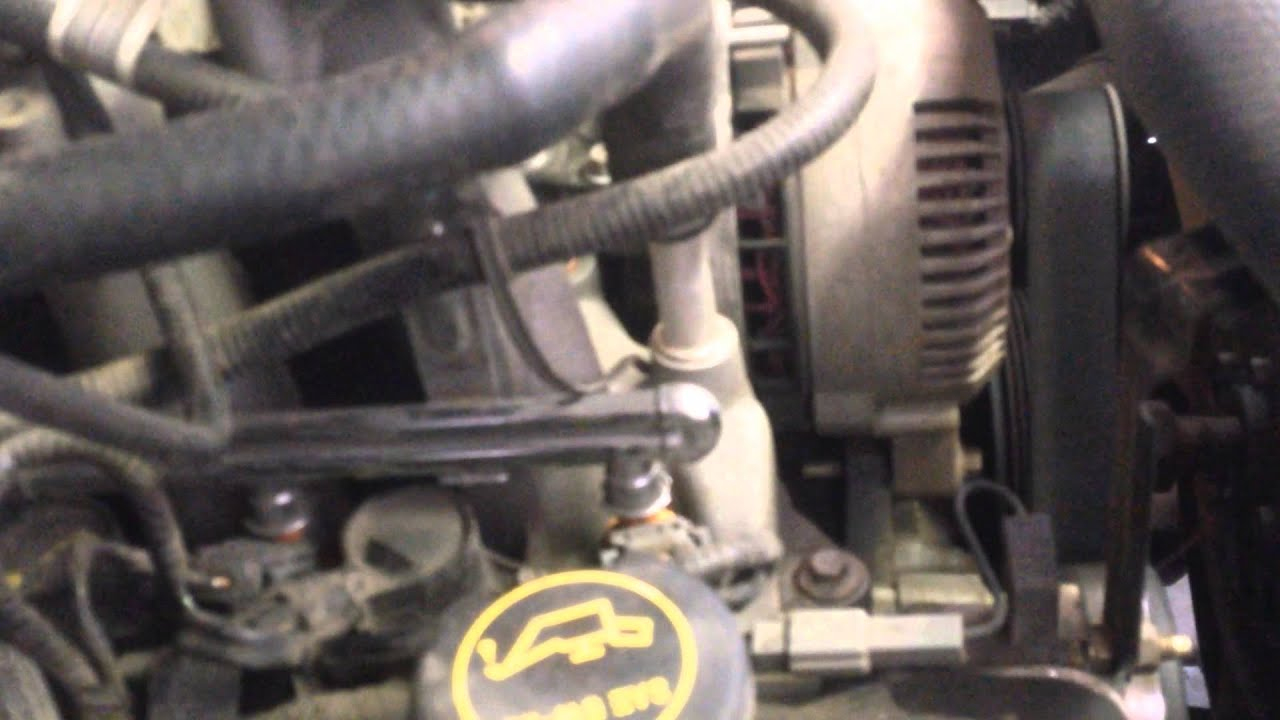 ford expedition spark plug replacement part 1 [ 1280 x 720 Pixel ]
