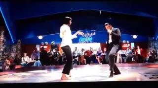 Pulp fiction dance scene