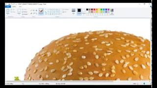 how to convert an image into icon file with paint