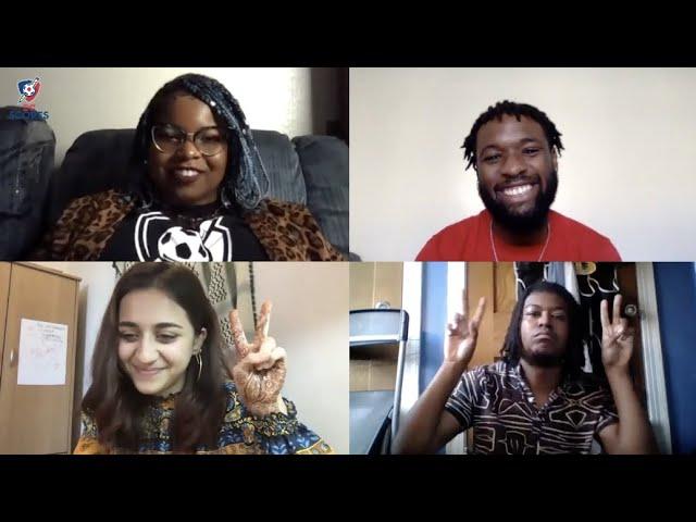 D.C. Youth Poet Laureate Panel