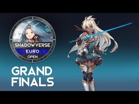 Grand Finals - EURO - Shadowverse Open: Brigade of the Sky