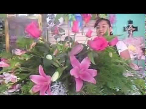 Centro De Mesa 15 Años Con Flores Naturales Manualidades De Vero