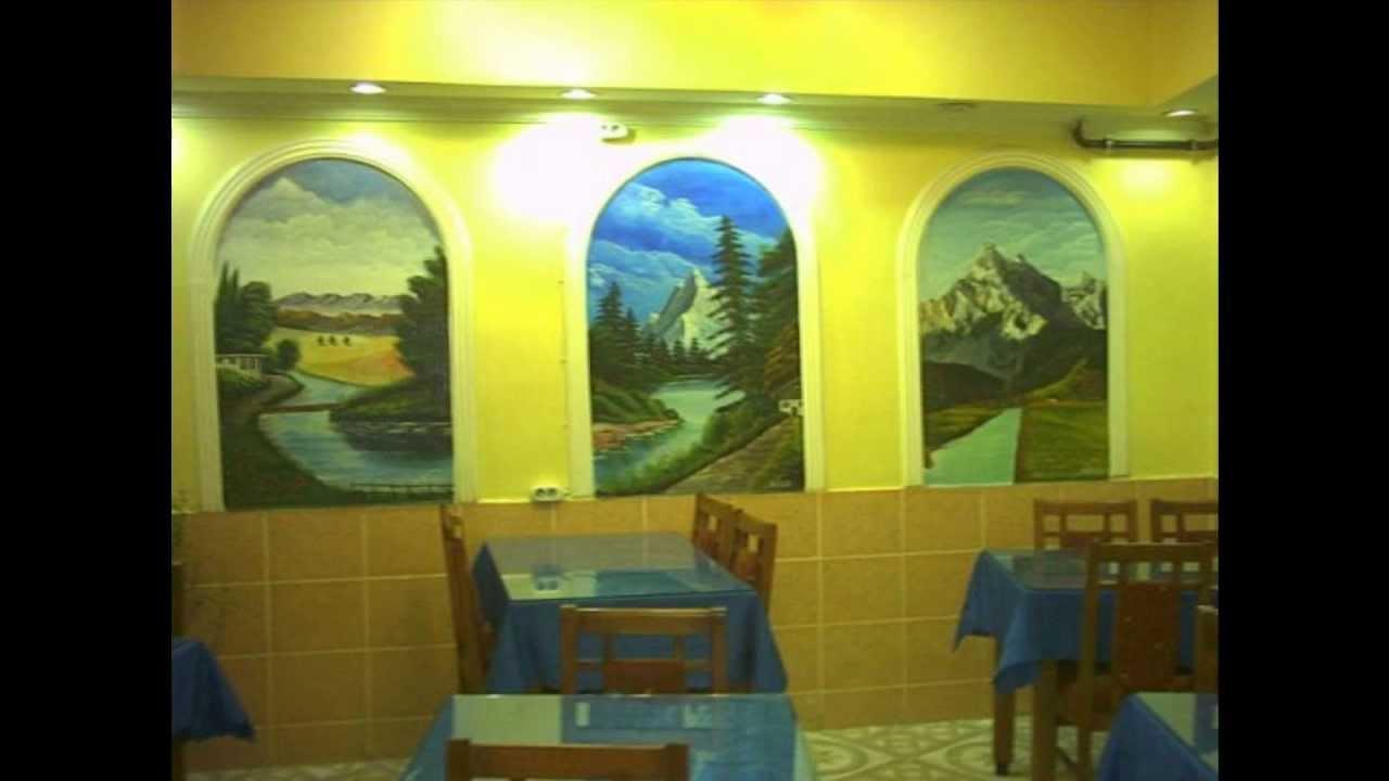 Wall Painting muralist sadik isbilen istanbul White cat art - YouTube